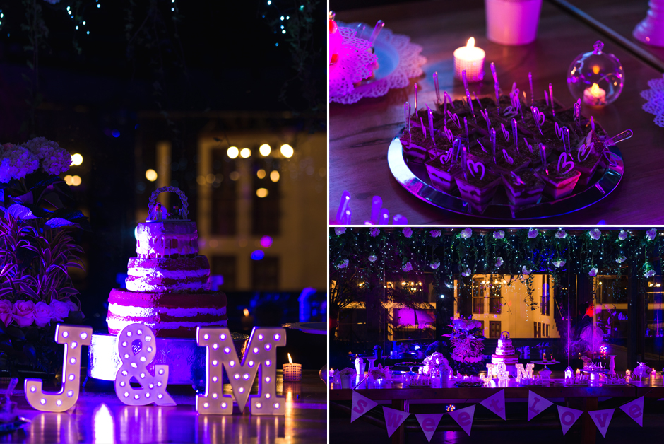 ideas decoracion matrimonios color morado bodas temáticas