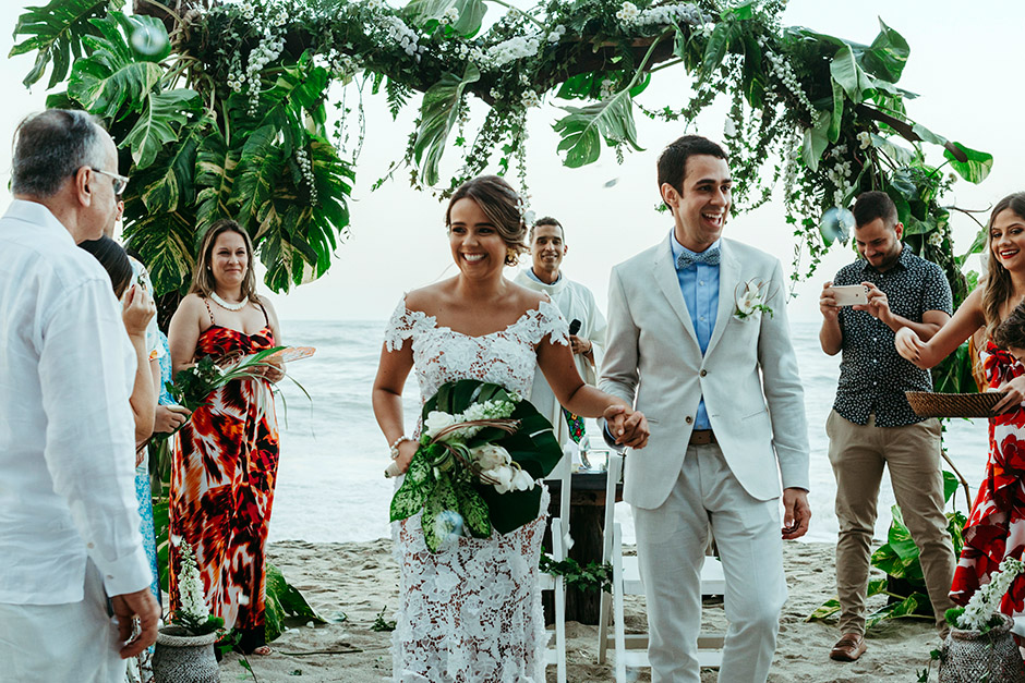 caribbean beach weddings santa marta colombia